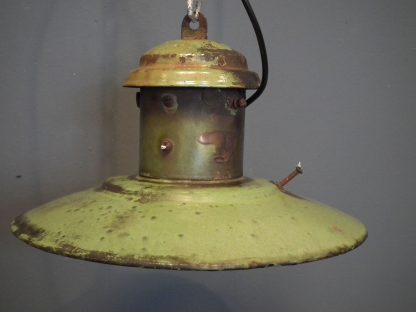 groen roest lamp